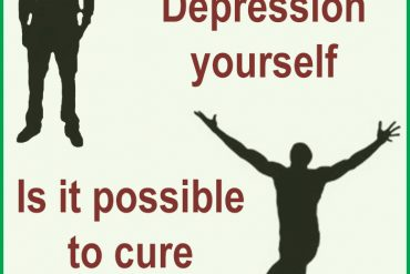 how can i fight depression on my own